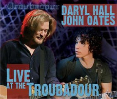 Daryl Hall & John Oates: Live At The Troubadour 2008 CD DVD 16:9 DTS 5.1