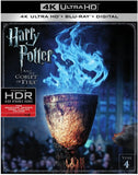 Harry Potter And The Goblet Of Fire: 4k Ultra HD Blu-Ray Digital 2017 Release Date 11/7/17