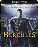The Legend of Hercules: 4K Ultra HD Blu-ray Digital 2PC 2017 Release Date 9/19/17