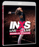INXS: Live Baby Live: Live At INXS:Wembley Stadium 1991 (With Booklet, Restored) DVD DTS 5.1 2020 Release Date: 6/26/2020