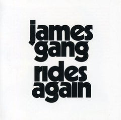 James Gang: Ride Again CD 2000  Remastered - Joe Walsh #Funk 49