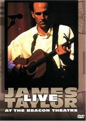 James Taylor: Live At The Beacon Theater Great Performance PBS Special 1998 DVD Dolby Digital 5.1