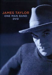 James Taylor: One Man Band Colonial Theater Pittsfield, MA DVD 2009 16:9 Dolby Digital 5.1