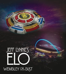 Jeff Lynne's ELO: Wembley Or Bust Deluxe Edition 2CD/Blu-ray DTS-HD Master Audio 2017 Release Date: 11/17/17