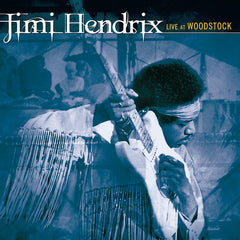 Jimi Hendrix: Live At Woodstock 1969 CD Release Date 5/10/19