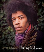 Jimi Hendrix: Here My Train Comin DVD 2013 PBS Documentary 16:9 DTS 5.1