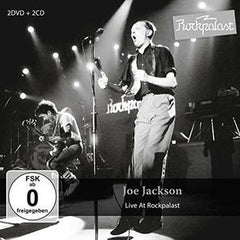 Joe Jackson Live At Rockpalast 1980 Deluxe Edition CD/DVD 2016 Dolby Digital