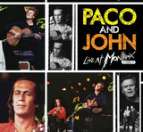 John McLaughlin & Paco Live at Montreux 1987 (2CD/DVD)  2016 Release Date 6/24/16