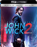 John Wick: Chapter 2 4K Ultra HD Blu-ray Digital 2017 Release Date 6/13/17