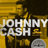 Johnny Cash: The Total Johnny Cash Sun Collection 2PC CD 2018 Release Date 4/6/18