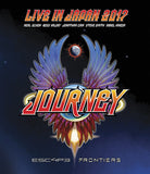 Journey: Live In Japan 2017 Escape + Frontiers Import (Blu-ray) Release Date 3/29/2019