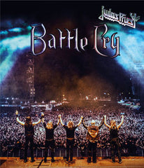 Judas Priest: Battle Cry Live At The Wacken Open Air Germany 2015 CD/Blu-ray 2016 DTS-HD Master Audio  03-25-16 Release Date
