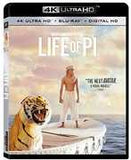 Life of Pi 4K Ultra HD + Blu-ray + Digital HD Digitally Mastered in HD 2016 03-01-16 Release Date