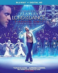 Lord of the Dance: Dangerous Games Michael Flatley Live London's Palladium 2015 (Blu-ray) 2016 3-1-16 Release Date