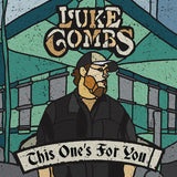Luke Combs: This One's For You CD 2017 Release Date 06/2/17