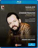 Mahler: Symphony 2 Vienna Philharmonic Orchestra (Blu-ray) DTS-HD Master Audio 2019 Release Date 5/24/19