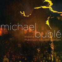Michael Buble: Meets Madison Square Garden 2009 CD/DVD Deluxe Edition 2009 16:9 DTS 5.1.