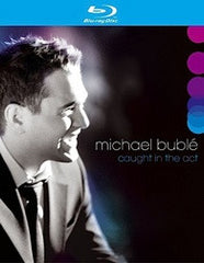 "Michael Buble: Caught In The Act Live PBS ""Great Performances"" Los Angeles 2005 (Blu-ray) 2009 DTS-HD Master Audio"