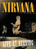 "Nirvana: Live at Reading  August 30,1992 At Reading Festival ""Nevermind"" DVD 2009  16:9  DTS 5.1"