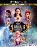 Nutcracker And The Four Realms: 4K Ultra HD+Blu-Ray+Digital 2018 Release Date 1/29/19