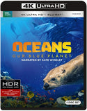 Oceans Our Blue Planet: 4K Ultra HD+ Blu-ray (Features High Dynamic Range) 2018 Release Date: 1/22/2019