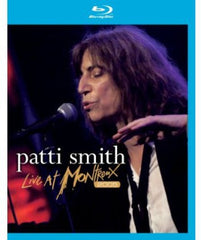 Patti Smith: Live at Montreux 2005 (Blu-ray) 2012 Release Date 11/13/12