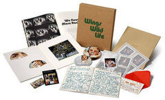 Paul McCartney & Wings: Wild Life 1971 (3 CD/DVD+Hi Res Download Boxed Set) 2018 Release Date 12/7/18