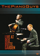 The Piano Guys: Live At Red Butte Garden 2013 DVD 2013 PBS Special 16:9 Dolby Digital 5.1