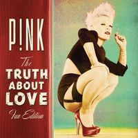 Pink: The Truth About Love-Fan Edition CD-Bonus Tracks + Bonus DVD 16:9 2012