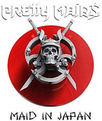 Pretty Maids: Maid In Japan - Future World Live 30th Anniversary (Anniversary Edition) (Blu-ray) 2020 Release Date 4/10/20