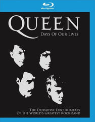 Queen: Days of Our Lives Documentary (Blu-ray) DTS-HD Master Audio 2011