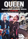 Queen: Live In Japan Summer Sonic 2014 Import Blu-ray/CD DTS-Master Audio 5.1 04-28-17 Release Date