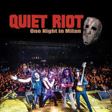 Quiet Riot: One Night In Milan (Blu-ray) Release Date 1/25/2019