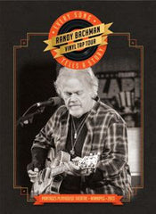 Randy Bachman: Vinyl Tap Tour: Every Song Tells a Story Live At Pantages Playhouse Theater Canada 2013 DVD 2014 Dolby Digital 5.1 Guess Who Hits