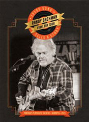 Randy Bachman: Vinyl Tap Tour: Every Song Tells a Story 2013 CD 2014 Lead Guitarist of Guess Who