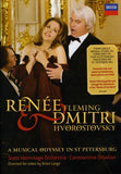 Renee Fleming: Musical Odyssey State Hermitage Orchestra St Petersburg Russia DVD 16:9 DTS 5.1 2018 Release Date 2/9/18