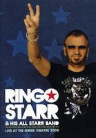 Ringo Starr: Live At The Greek Theater 2008 DVD 2010 16:9 DTS 5.1