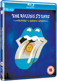 Rolling Stones: Bridges To Buenos Aires Live At River Platte 1998 Import) (Blu-ray) Release Date 11/8/19