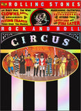 Rolling Stones: The Rock And Roll Circus (2 CD/DVD/Blu-ray ) 4K Remastering  Hi Res Limited Edition 2019 Release Date: 6/7/2019