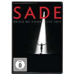 SADE: Bring Me Home 2011 DVD/CD Deluxe Edition 2012 16:9 DTS 5.1