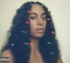 Solange Knowles: A Seat At The Table CD 2016 11-16-16 Release Date