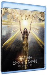 Sarah Brightman: Hymn In Concert Live Barvarian Alps Neuschwanstein Castle Bavarian Philharmonic Orchestra 2019 Import (Blu-ray) Release Date 11/22/19