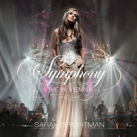 Sarah Brightman: Symphony Live In Vienna 2008 Deluxe Edition DVD/CD 2009 16:9 DTS 5.1