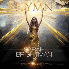 Sarah Brightman: Hymn in Concert Neuschwanstein Castle Alps W/The Bavarian Philharmonic Orchestra (CD/Blu-ray) 2019 Release Date: 11/15/19