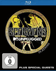 Scorpions: MTV Unplugged Live In Athens (Blu-ray) DTS-HD Master Audio  2014 Release Date 1/21/14
