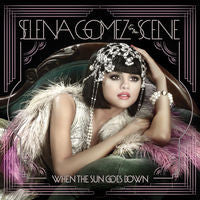 Selena Gomez & The Scene: When the Sun Goes Down CD 2011 Rock/Pop