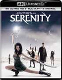 Serenity: 4K Ultra HD Blu-Ray Digital (Follow Up To Firefly) 2017 Release Date 10/17/17