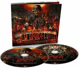 Slayer: Repentless Killogy Live At The Forum Inglewood CA CD 2019 Release Date 11/8/19