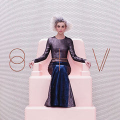 St Vincent: St Vincent CD 2014 Alternative Rock