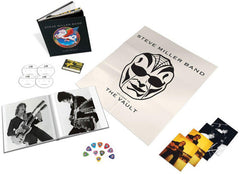 Steve Miller: Welcome To The Vault (3CD/DVD Boxed Set) 2019 Release Date 10/11/19